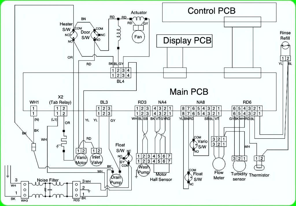 Wiring Diagram For Lg Refrigerator