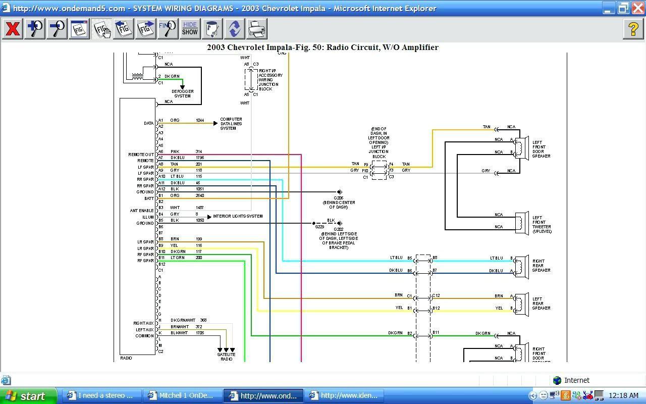 [DIAGRAM_5NL]  TG_9001] 2004 Chevy Impala Wiring Diagrams Wiring Diagram | 2004 Impala Radio Wiring Diagram |  | Clesi Indi Mohammedshrine Librar Wiring 101