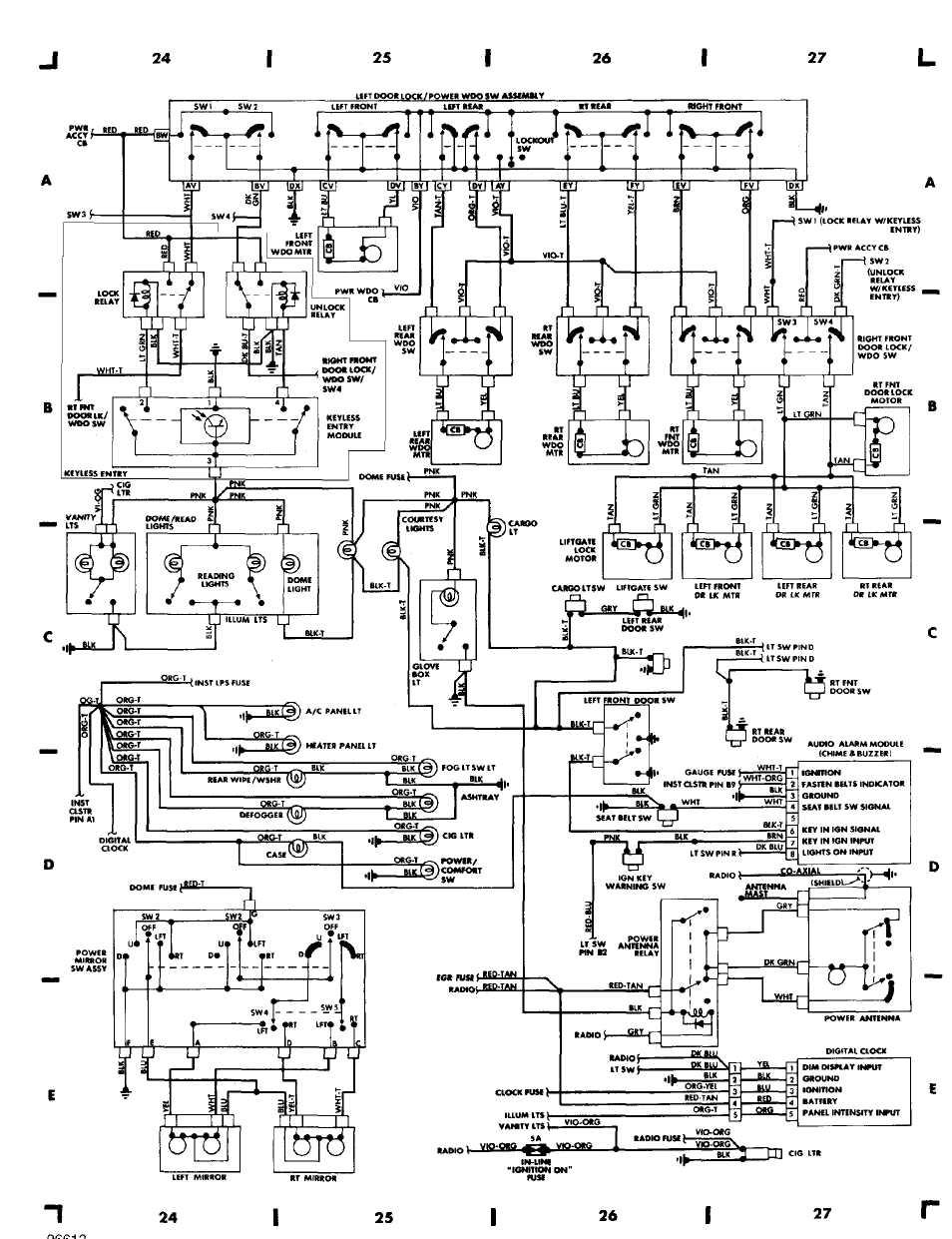 TO_8898] Wrangler Fuse Box Diagram On 1990 Jeep Wrangler 2 5 Engine Wiring  Free DiagramPhil Unec Ndine Garna Mohammedshrine Librar Wiring 101