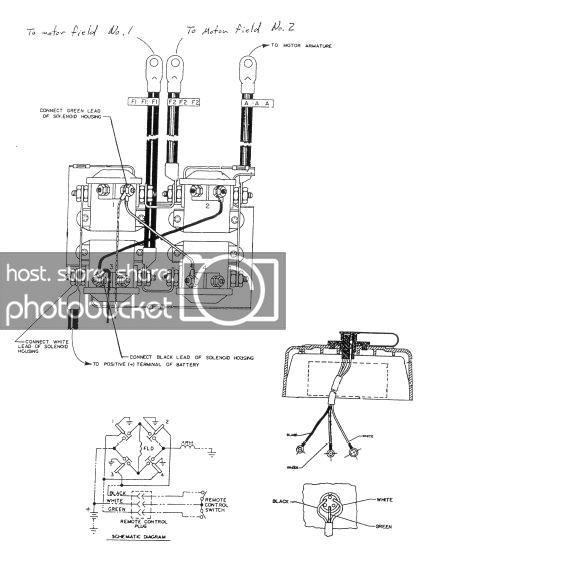 Warn Winch Wiring Diagram Xd9000