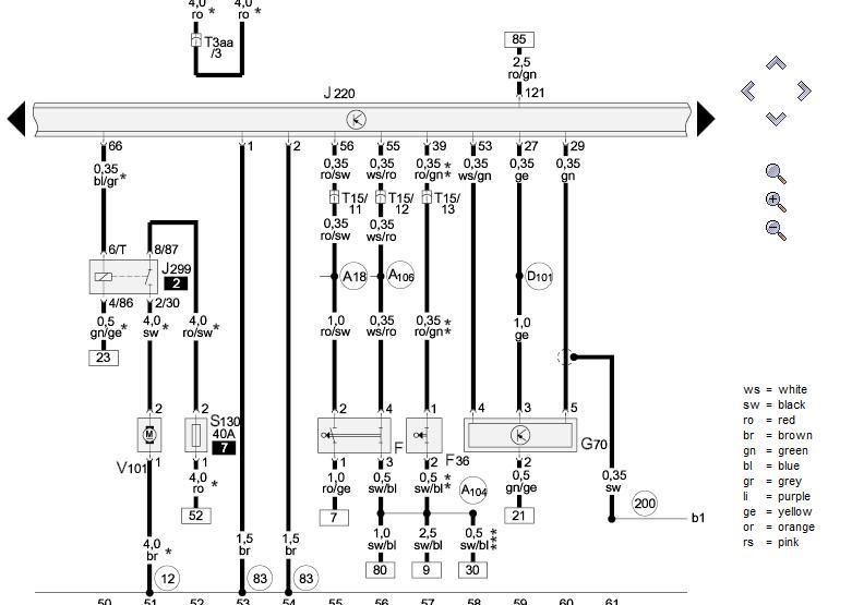 Audi A4 B5 Central Locking Wiring Diagram Pdf