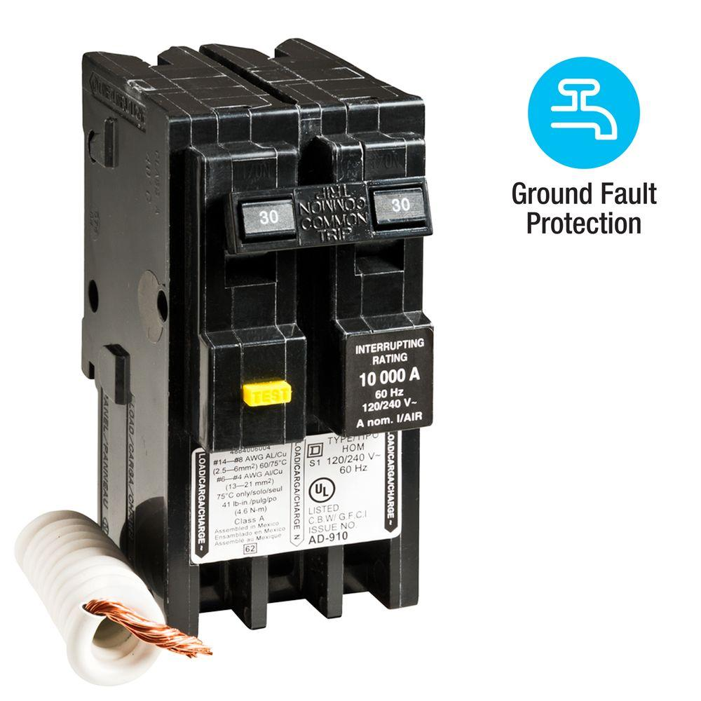 Vy 1811 Square D Ground Fault Breaker Wiring Diagram
