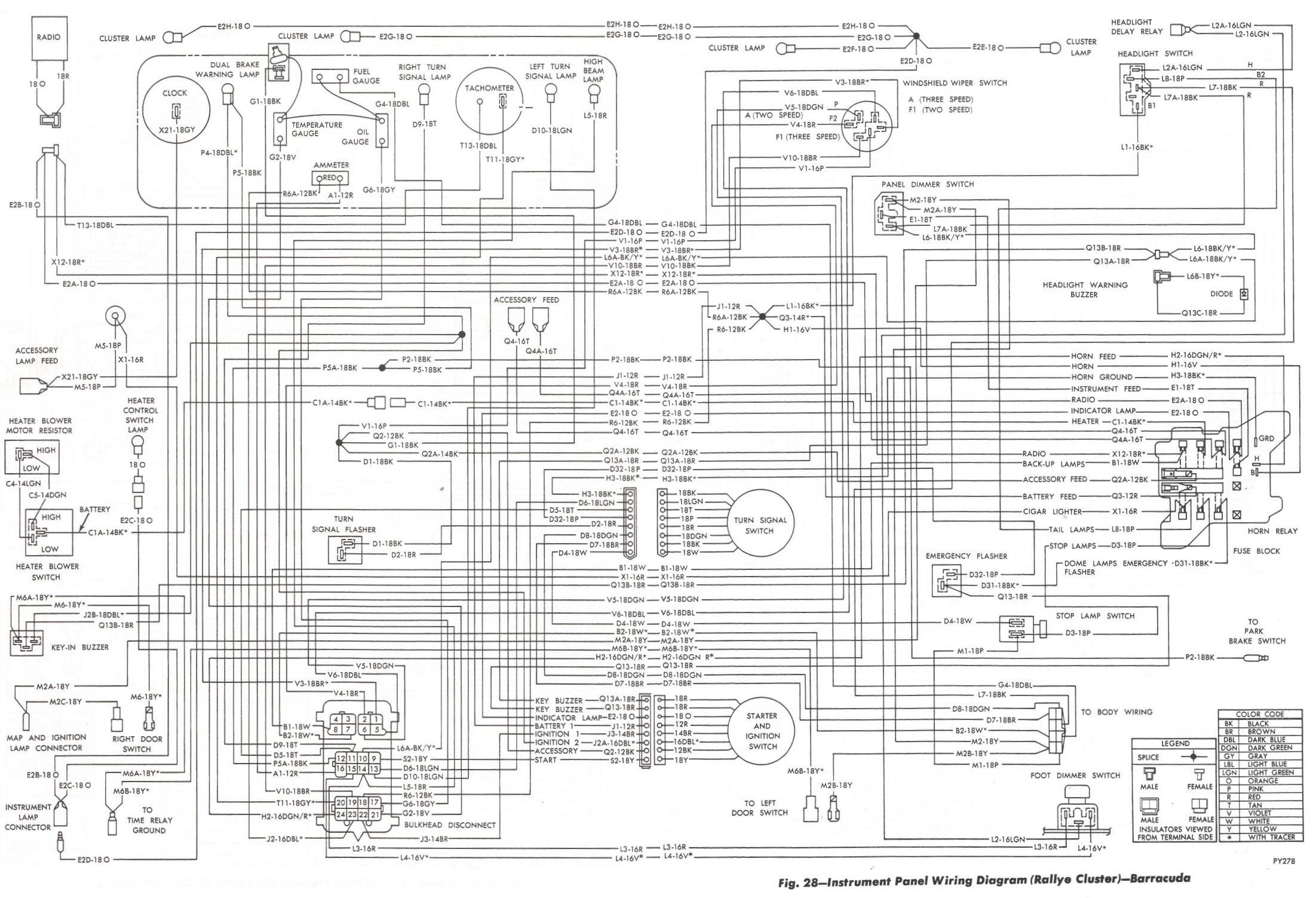 1970 Barracuda Wiring Diagram - Chevy 1500 Transmission 60e Wiring Diagram  for Wiring Diagram SchematicsWiring Diagram Schematics