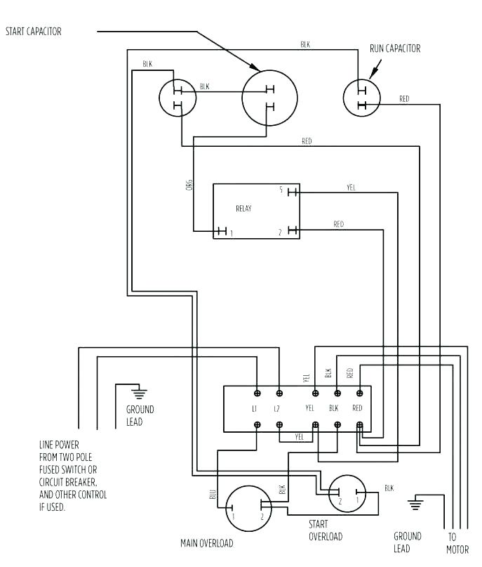Hl 7489  Wiring A Single Pole Thermostat Wiring Diagram