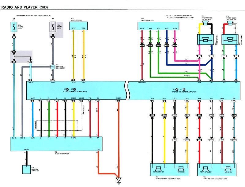 GS_6851] Wiring Diagram Lexus Is300 Wiring Diagram