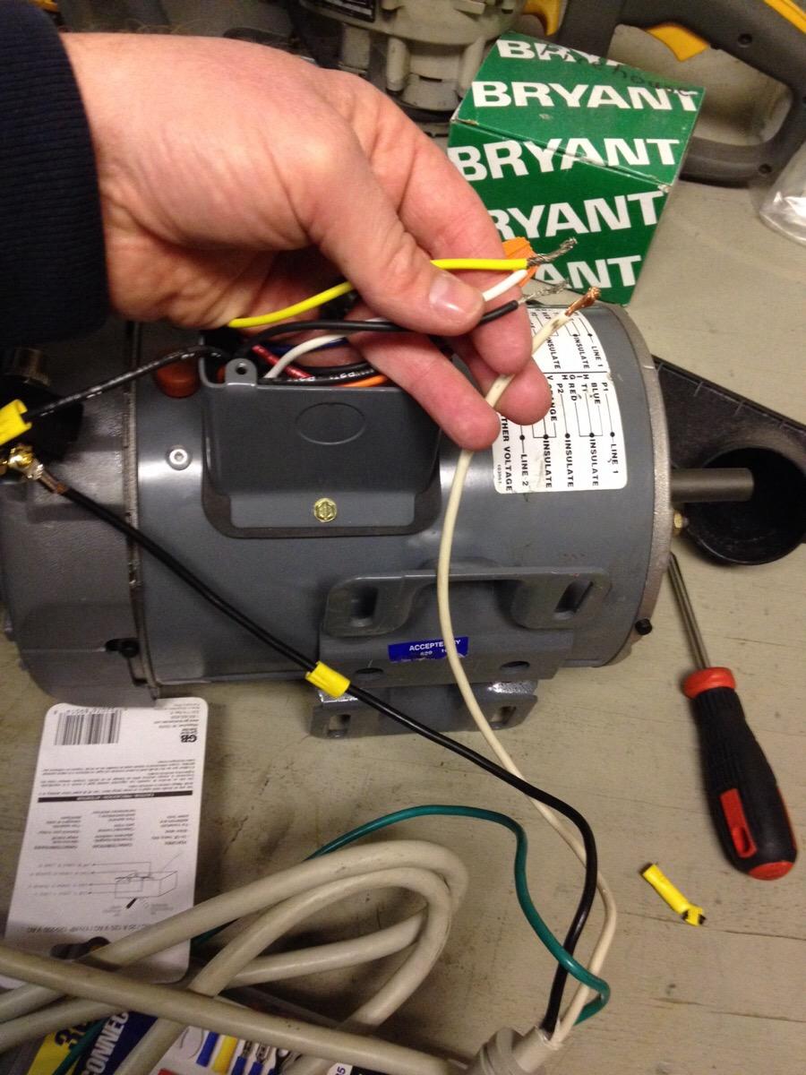 Marathon Electric Ac Motor Wiring Diagram