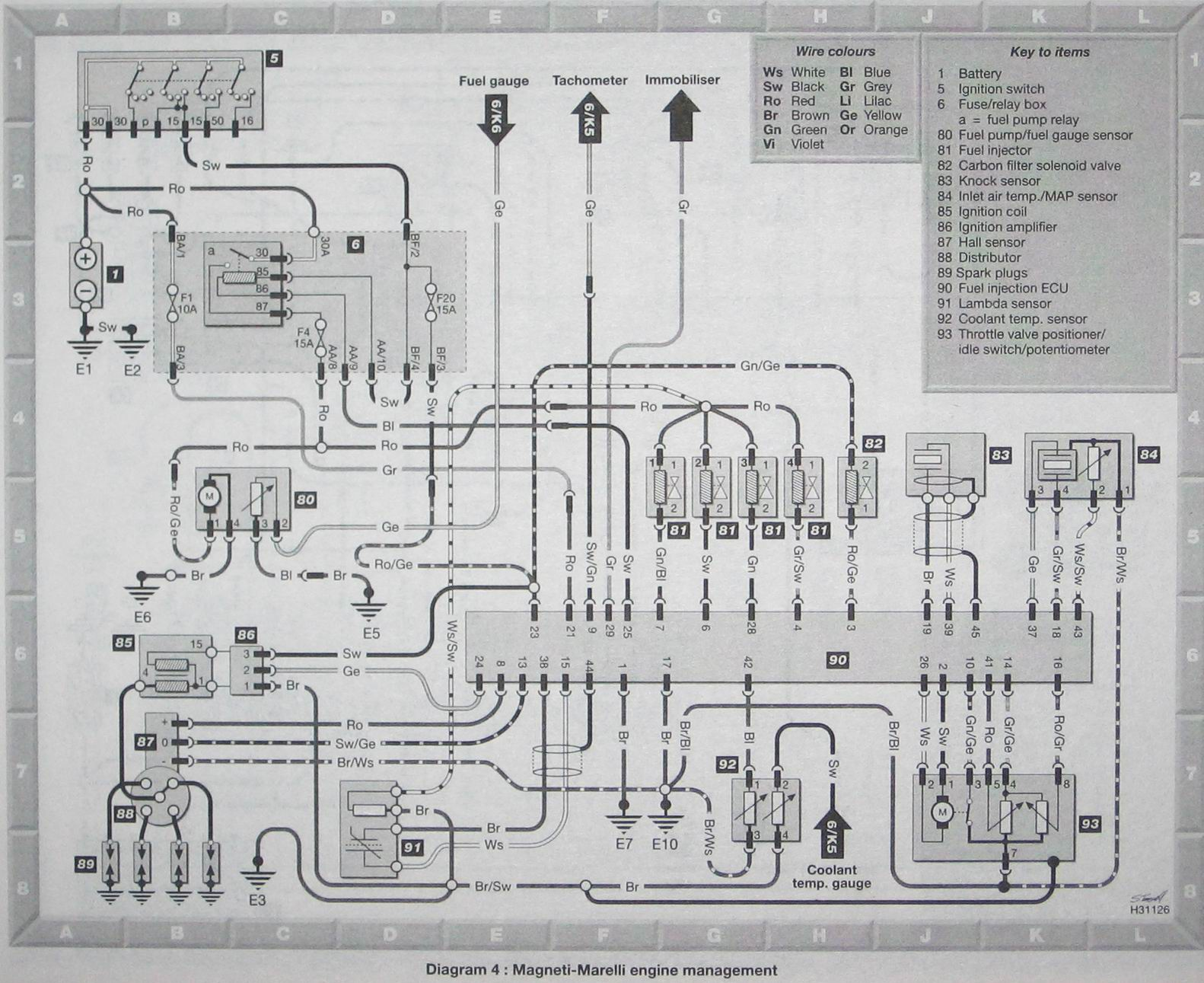 Magneti Marelli Rt3 Wiring Diagram