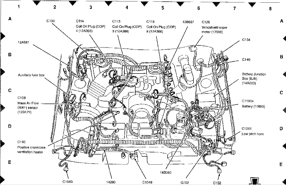 2001 ford mustang gt engine diagram - wiring diagram tags close-usage -  close-usage.discoveriran.it  discoveriran.it