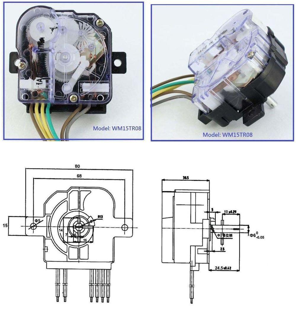 Gb 5335 Wiring Diagram Of Washing Machine Timer Wiring Diagram
