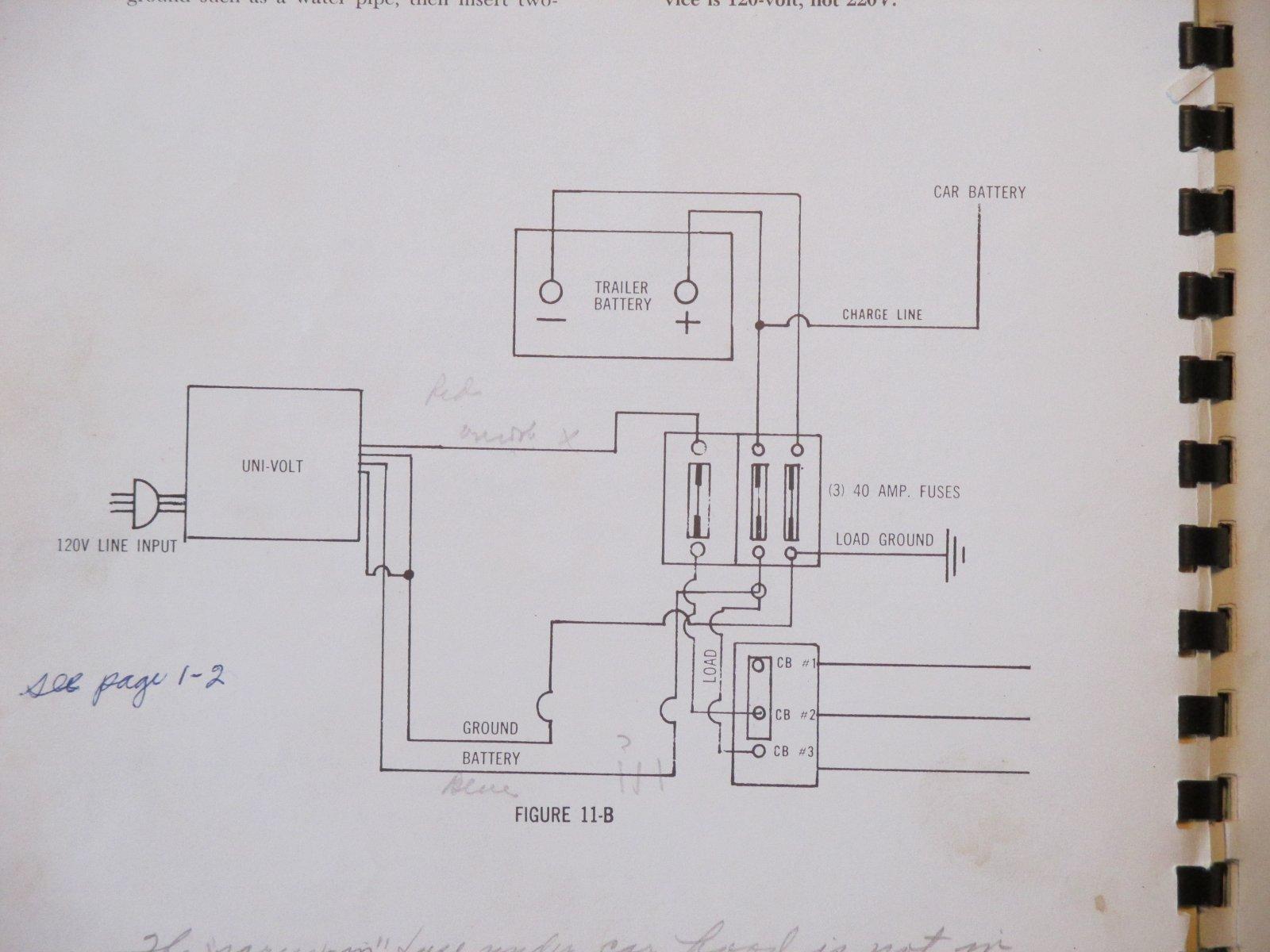 Magnetek Power Converter Wiring Diagram