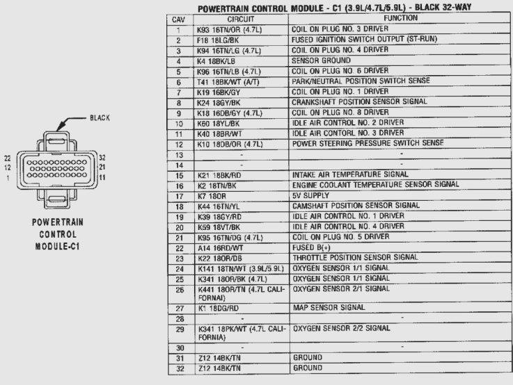 1999 Dodge Dakota Stereo Wiring Diagram from static-assets.imageservice.cloud