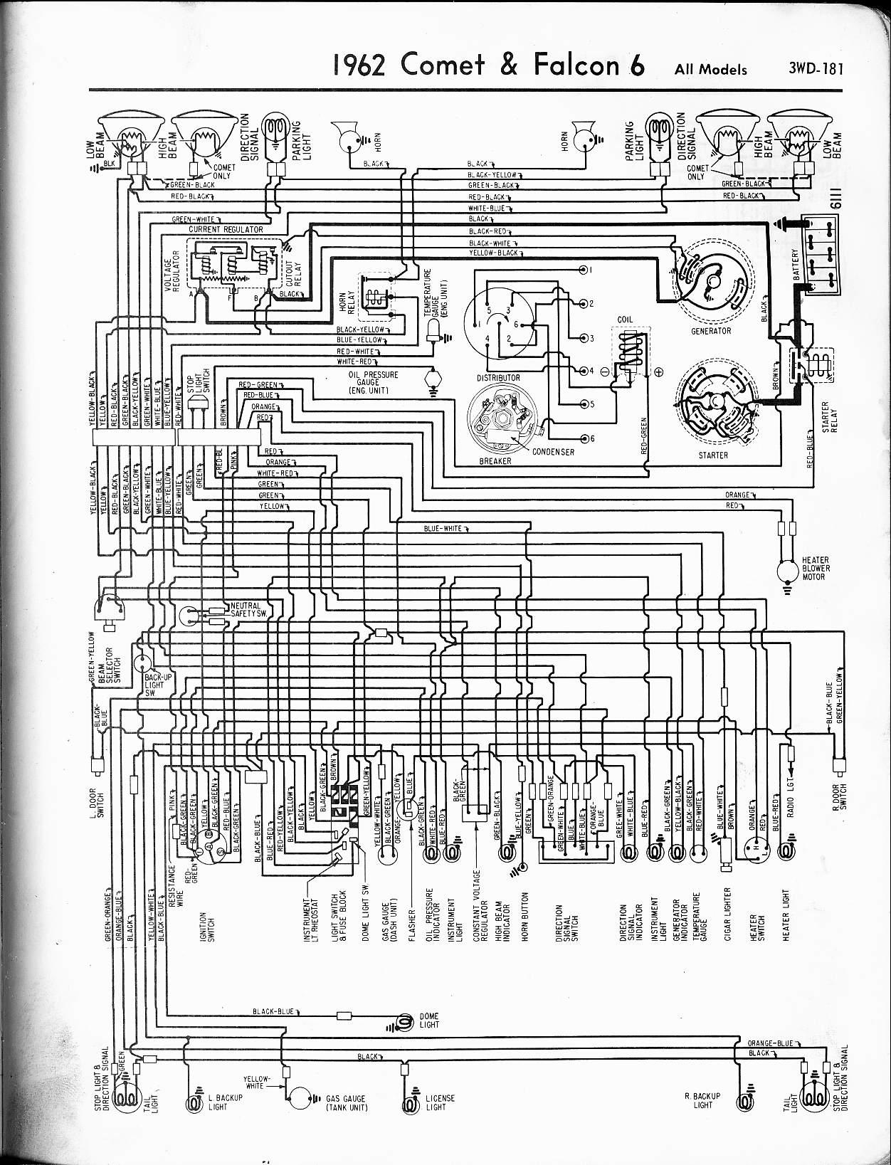 Outstanding 57 65 Ford Wiring Diagrams Wiring Cloud Ymoonsalvmohammedshrineorg