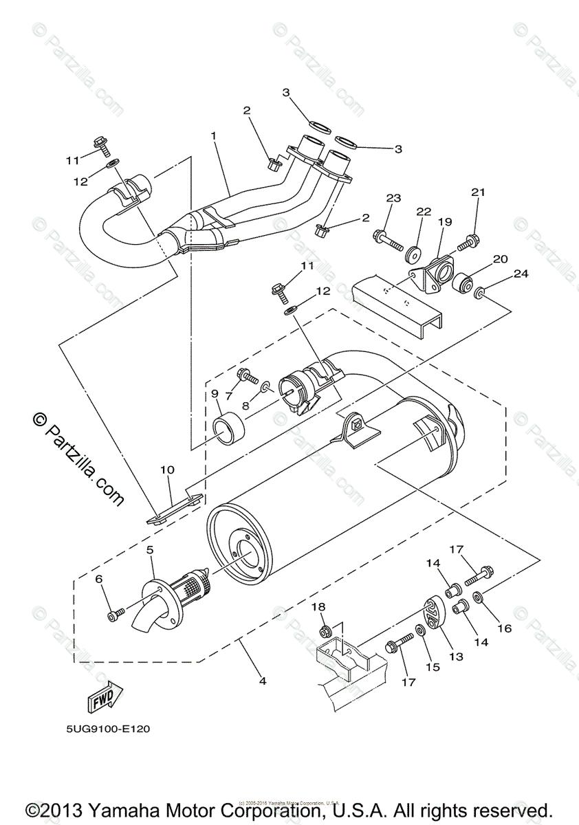 Yamaha Rhino 660 Wiring Diagram