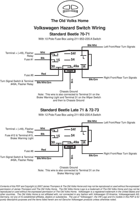Emergency Flasher Switch Wiring Diagram 1971 Vw Bug Ve Commodore Air Con Wiring Diagram Begeboy Wiring Diagram Source
