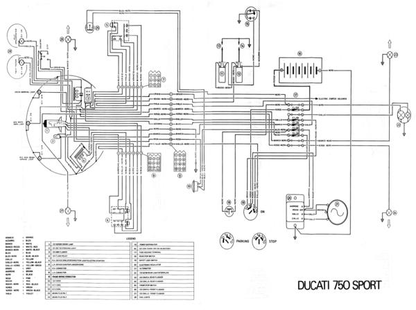 ducati pantah wiring diagram dy 4232  ducati monster 600 wiring diagram  dy 4232  ducati monster 600 wiring diagram