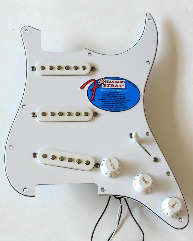 Wiring Diagram Fender Blacktop Stratocaster