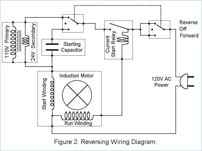 mg5253 diagram of single phase induction motor along with