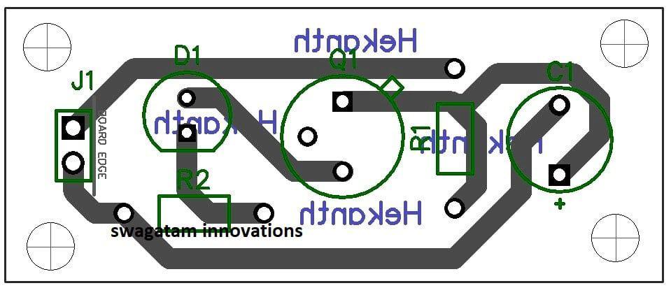 Sensational Single Transistor Led Flasher Circuit Homemade Circuit Projects Wiring Cloud Orsalboapumohammedshrineorg
