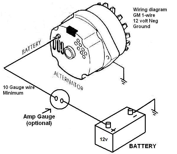 NX_7287] Wiring Diagram 12 Volt Alternator Wiring Gm 10Si Alternator Wiring  Free DiagramMomece Genion Greas Bocep Semec Mohammedshrine Librar Wiring 101