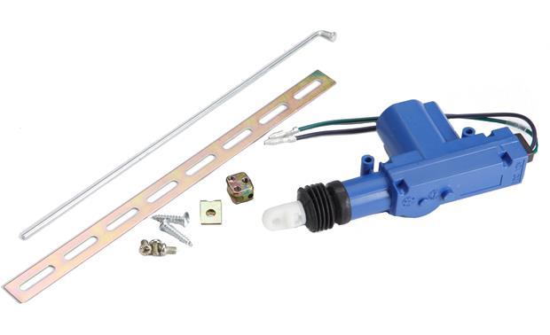 Rz 4557 Remote Car Alarm Keyless Entry Security 4 Door Power Lock Actuator Free Diagram