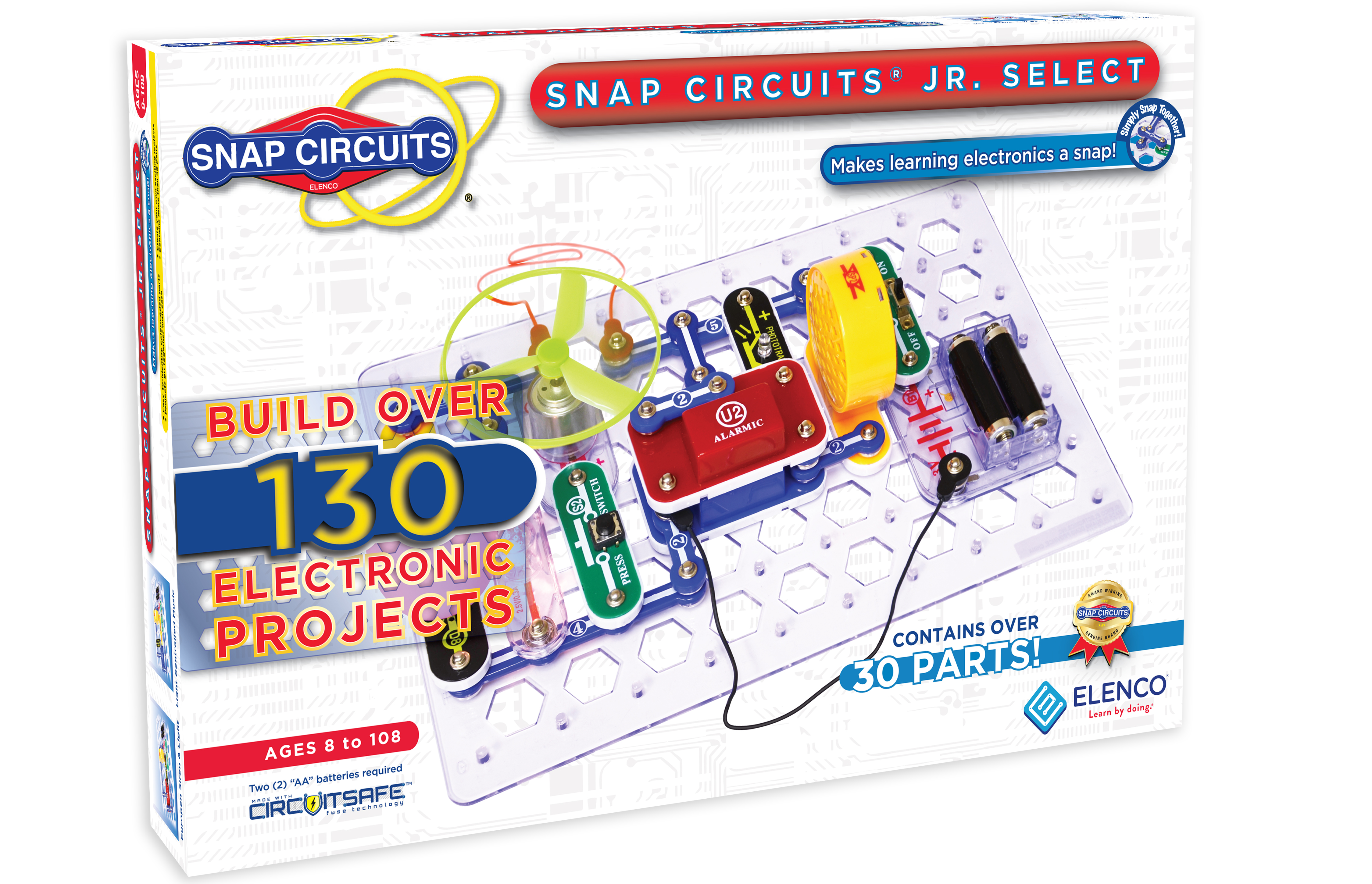 Stupendous Snap Circuits Elenco Electronics Wiring Cloud Dulfrecoveryedborg