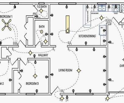 Simple House Wiring Diagrams Home Design Images