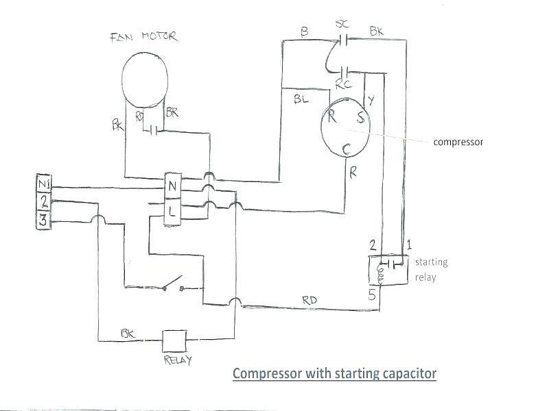 hard start capacitor wiring diagram  3400 v6 engine diagram