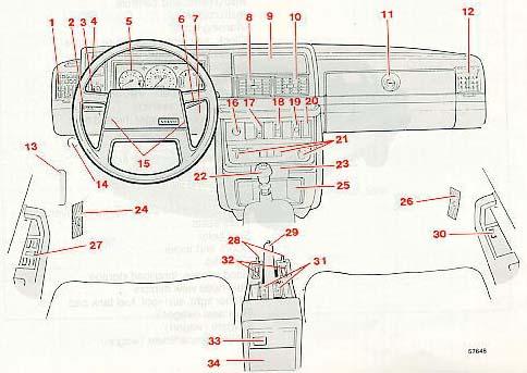 92 volvo 240 fuse box location lg 8985  1992 volvo 240 wiring schematic wiring diagram  volvo 240 wiring schematic wiring diagram
