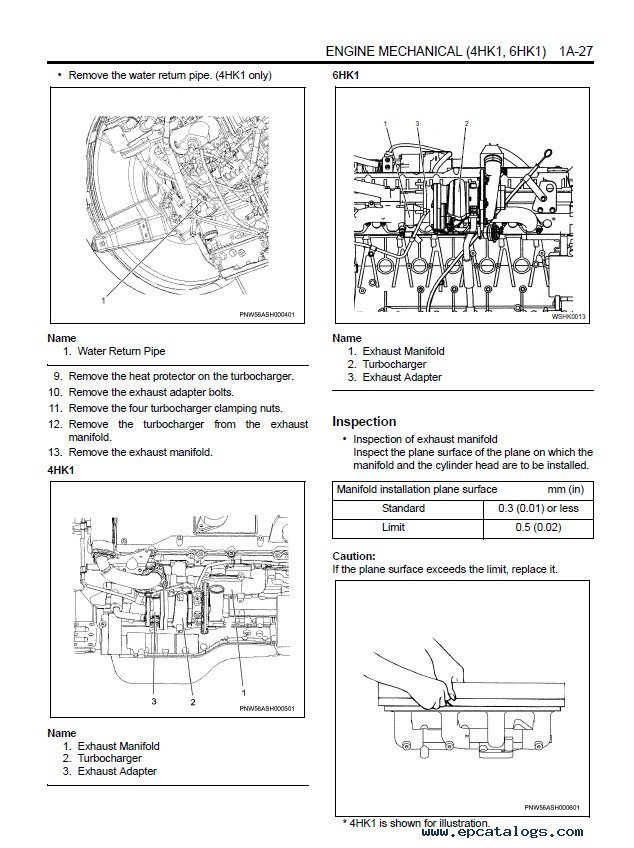 GL_8311] Isuzu 4Bd1T Wiring Diagram Download Diagram