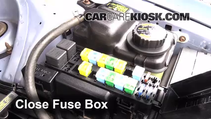 Stupendous Replace A Fuse 1990 1993 Ford Mustang 1991 Ford Mustang Gt 5 0L Wiring Cloud Rometaidewilluminateatxorg