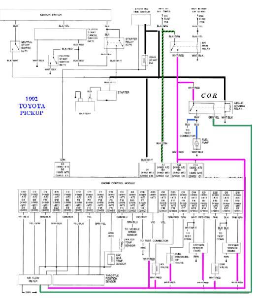 Diagram 1990 Toyota Truck Fuel Pump Wiring Diagram Full Version Hd Quality Wiring Diagram Sitexswift Tomari It