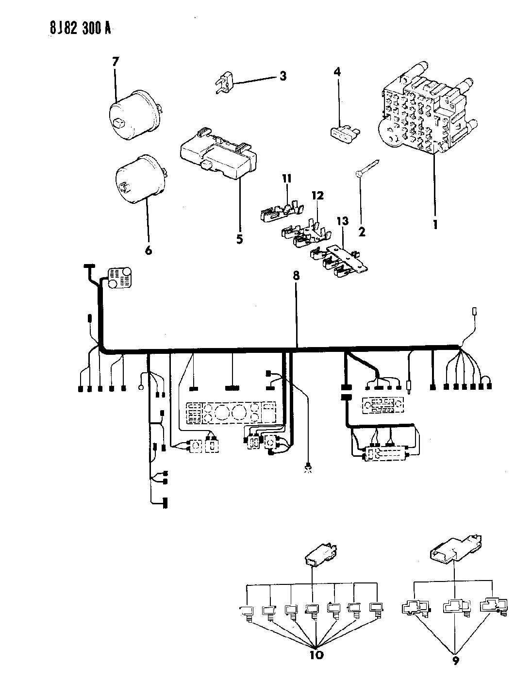 DD_7720] 1989 Jeep Cherokee Wiring Diagram 1989 Free Engine Image For User Schematic  WiringUmize Xero Atrix Arnes Elec Mohammedshrine Librar Wiring 101