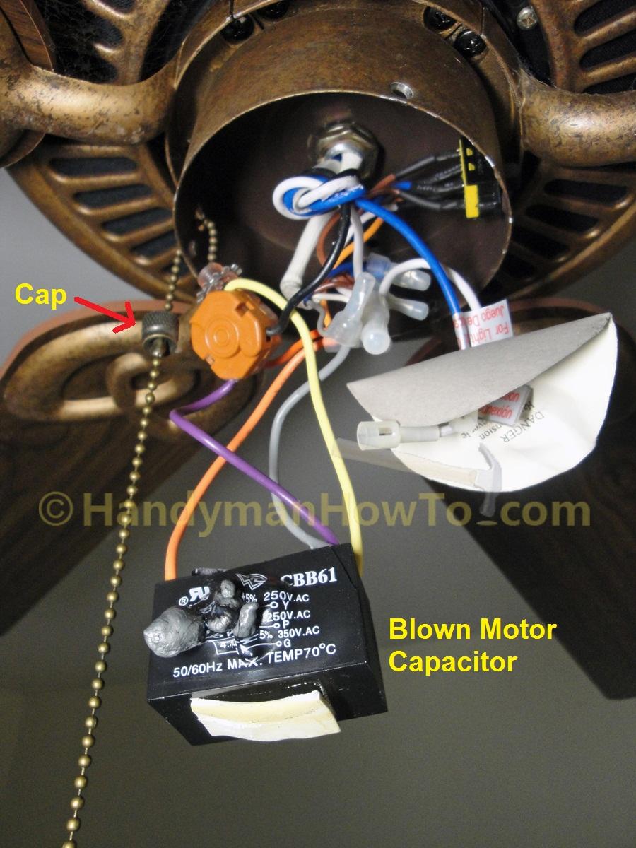 Hampton Bay Ceiling Fan Light Kit Wiring Diagram - Wiring ...