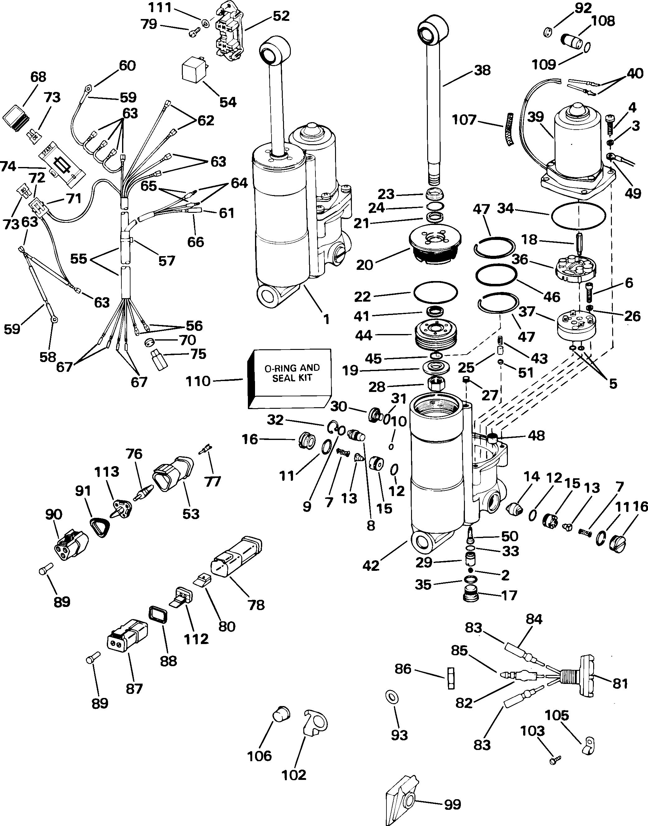 Sd 4535 Outboard Wiring Harness Diagram On Evinrude Outboard Ignition Wiring Free Diagram
