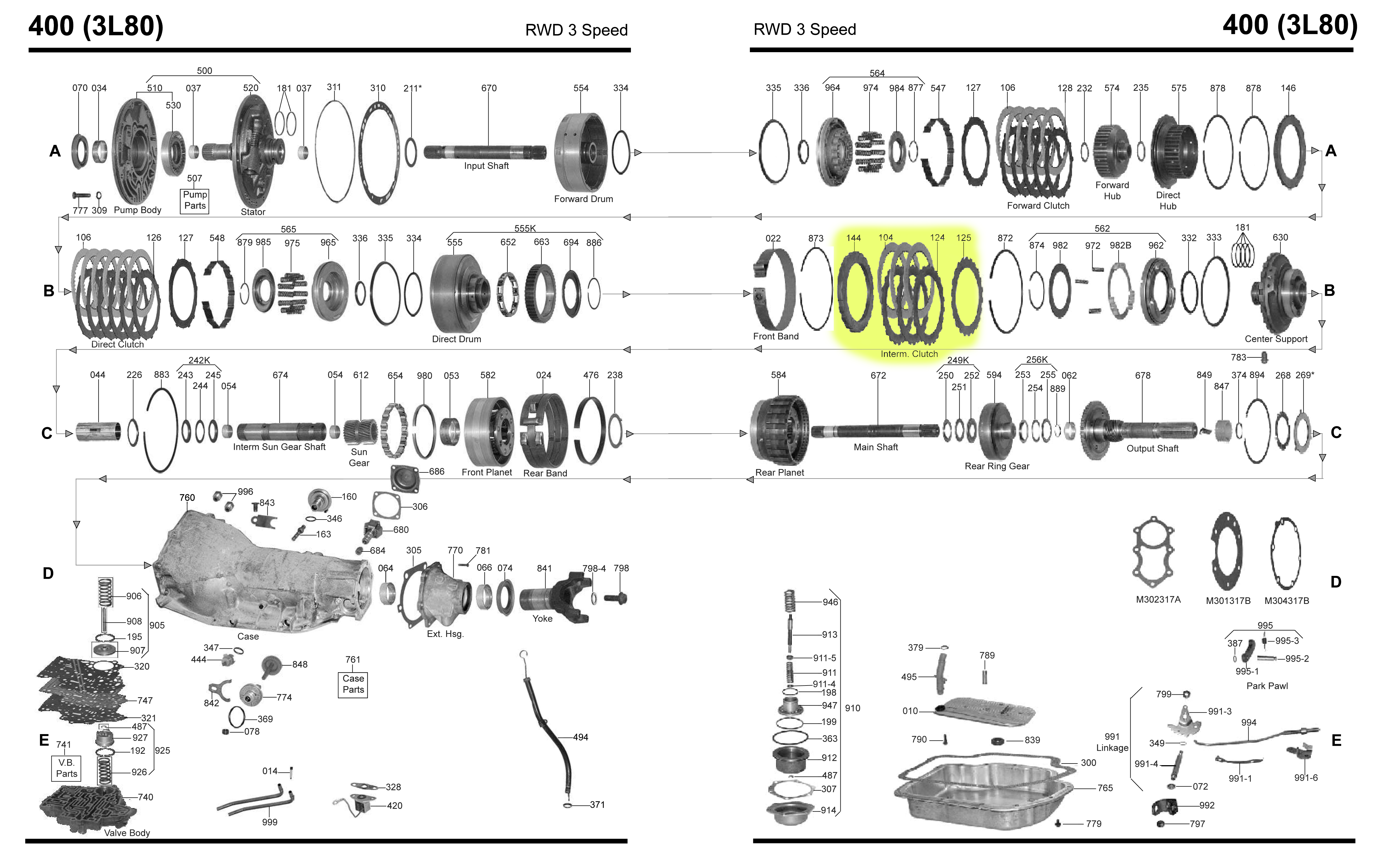 gm 700r4 wiring diagram vf 4050  700r4 transmission parts diagram free download wiring  700r4 transmission parts diagram free