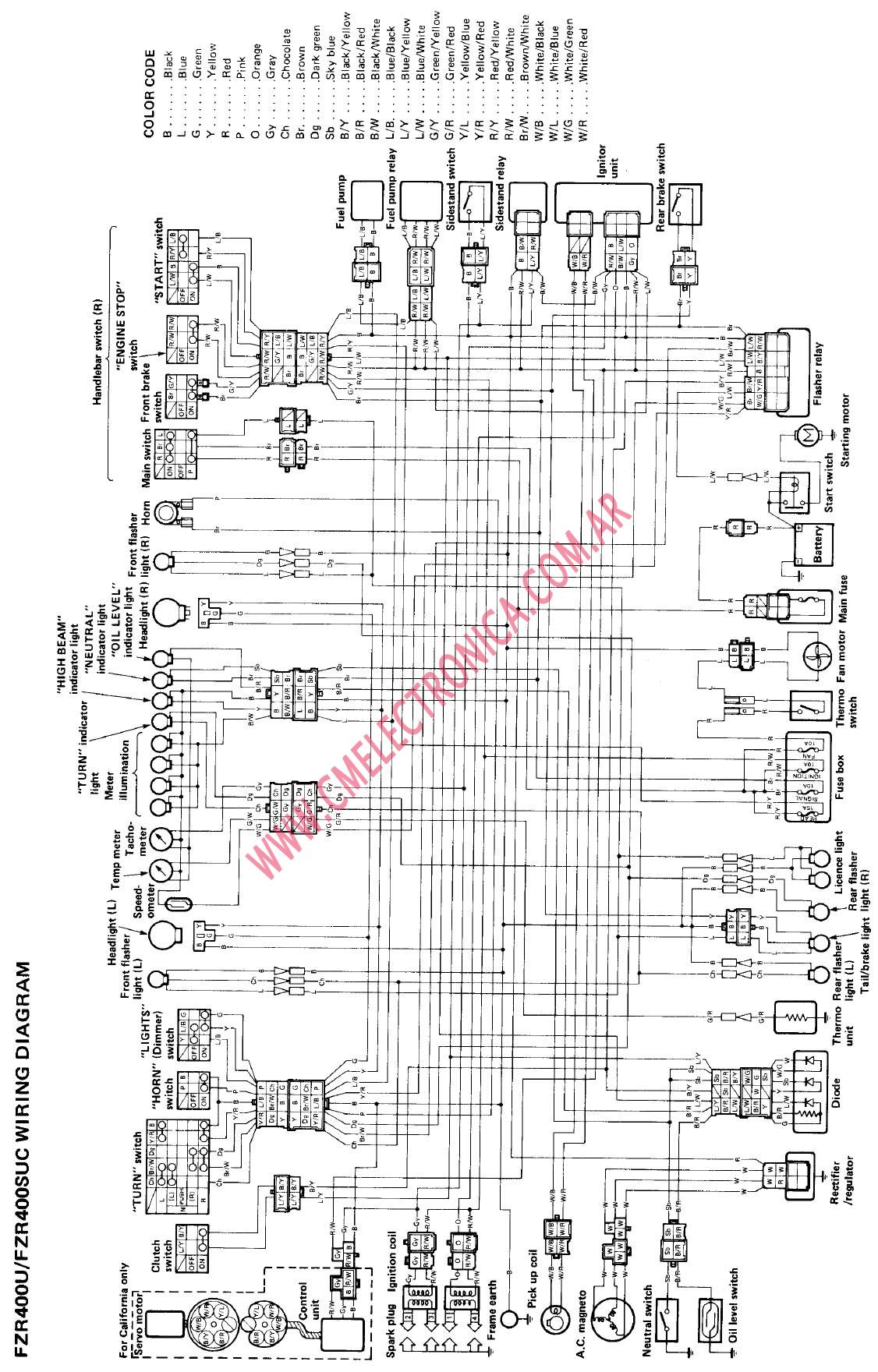 2001 kodiak 400 wiring diagram ge 5805  ge 5805