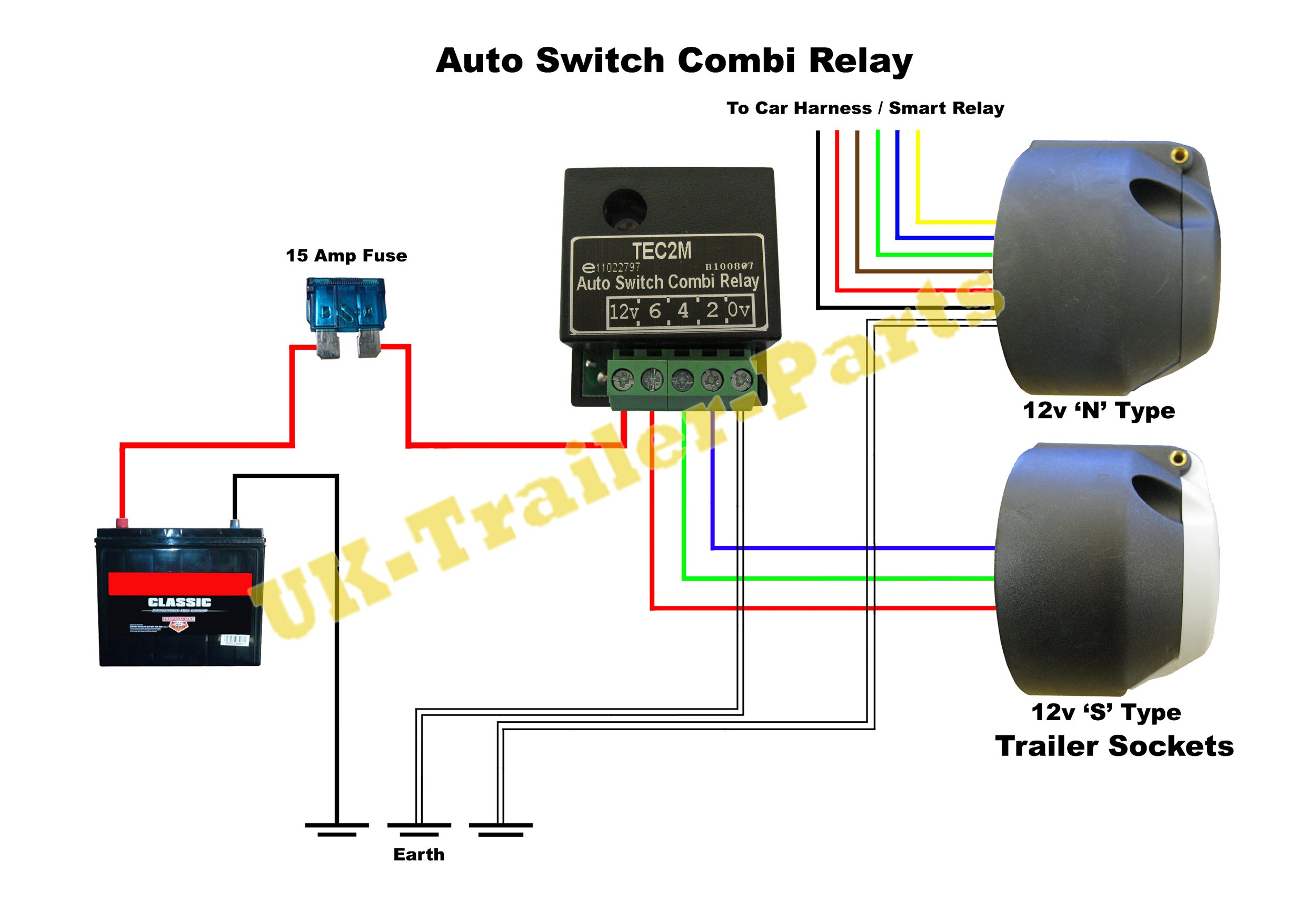 Ws 0018 Wiring Diagram For 7 Pin Trailer Plug Uk Schematic Wiring