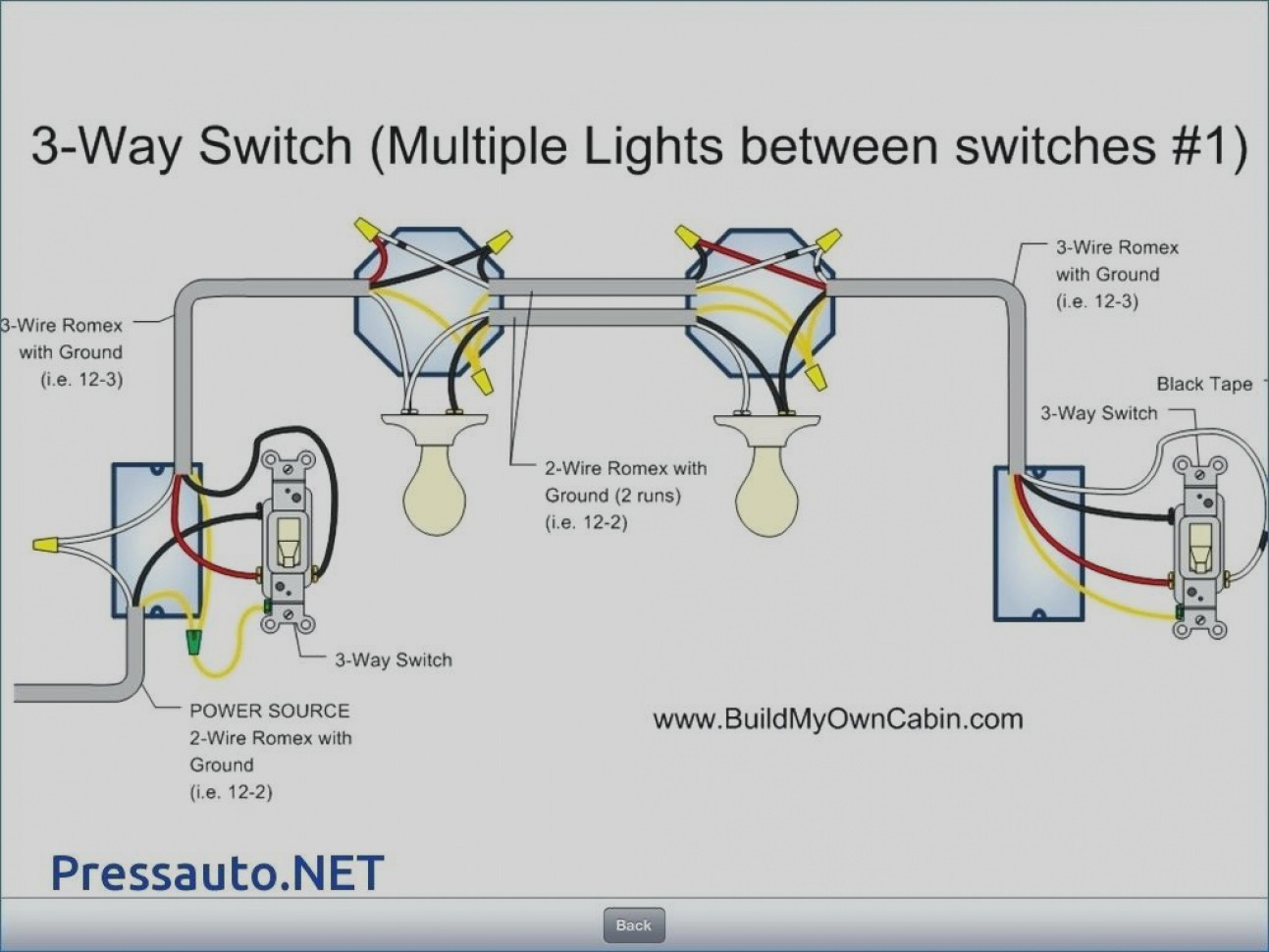 wire three way switch diagram multiple lights de 2400  multipul wiring diagram lights schematic wiring  de 2400  multipul wiring diagram lights