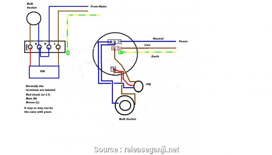 Hpm Sensor Light Wiring Diagram