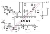 Admirable Free Electronic Circuits 8085 Projects Blog Archive Hobby Fm Wiring Cloud Cranvenetmohammedshrineorg