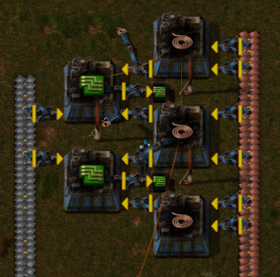 Surprising About Electronic Circuits Production Page 1 Factorio Forums Wiring Cloud Rometaidewilluminateatxorg