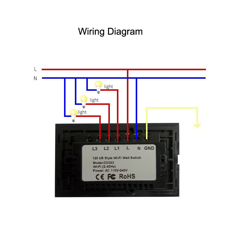 How To Wire A Dimmer Switch Diagram Australia