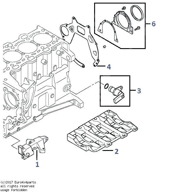 2000 Land Rover Freelander Engine Diagram    Pin On