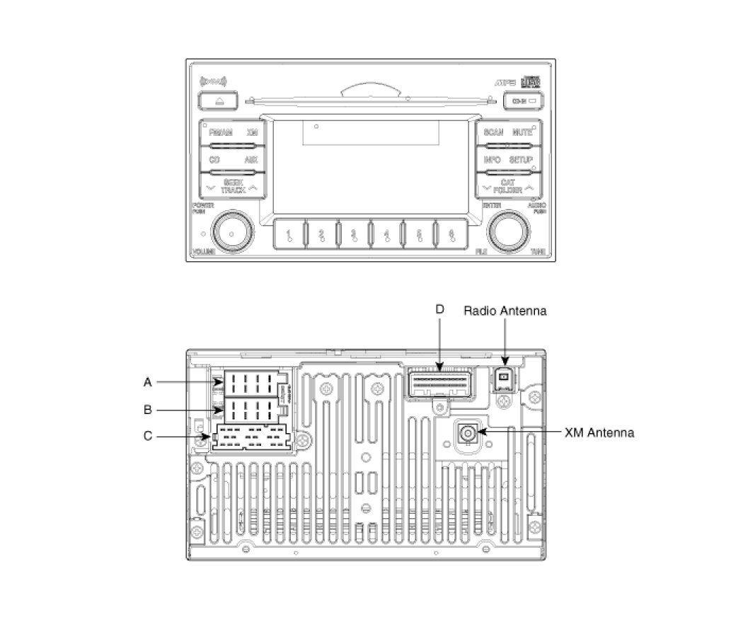 Fr 9856  Kia Sedona Wiring Wiring Diagram
