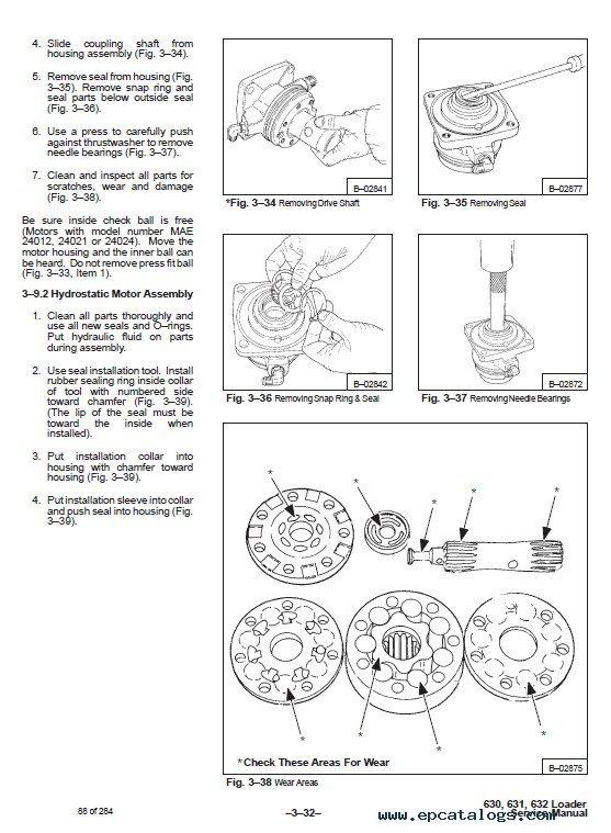 LV_9547] 632 Bobcat Engine Wire Diagram Free DiagramWww Mohammedshrine Librar Wiring 101