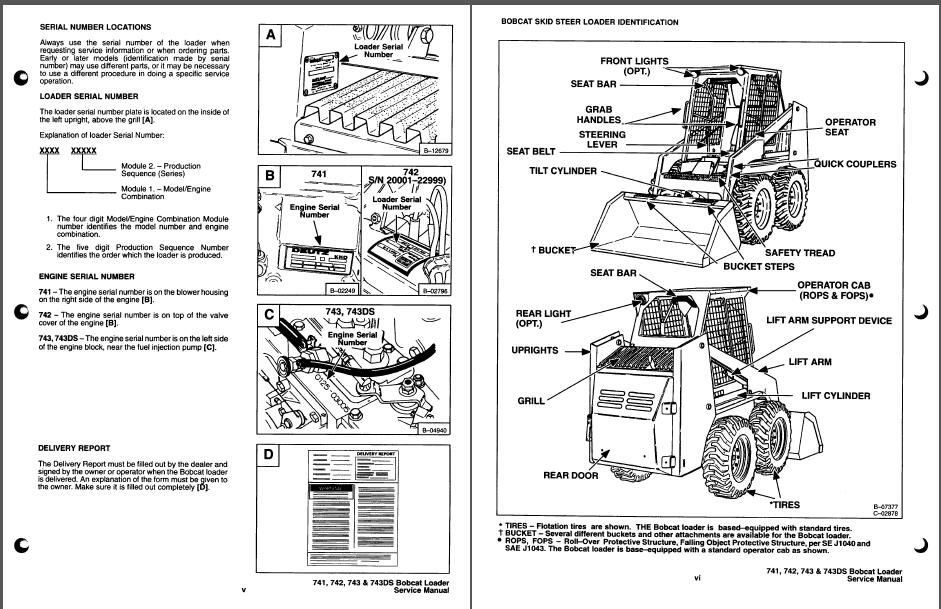 MO_2675] 540 Bobcat Wiring Diagram Schematic Free DiagramAnth Timew Hyedi Mohammedshrine Librar Wiring 101