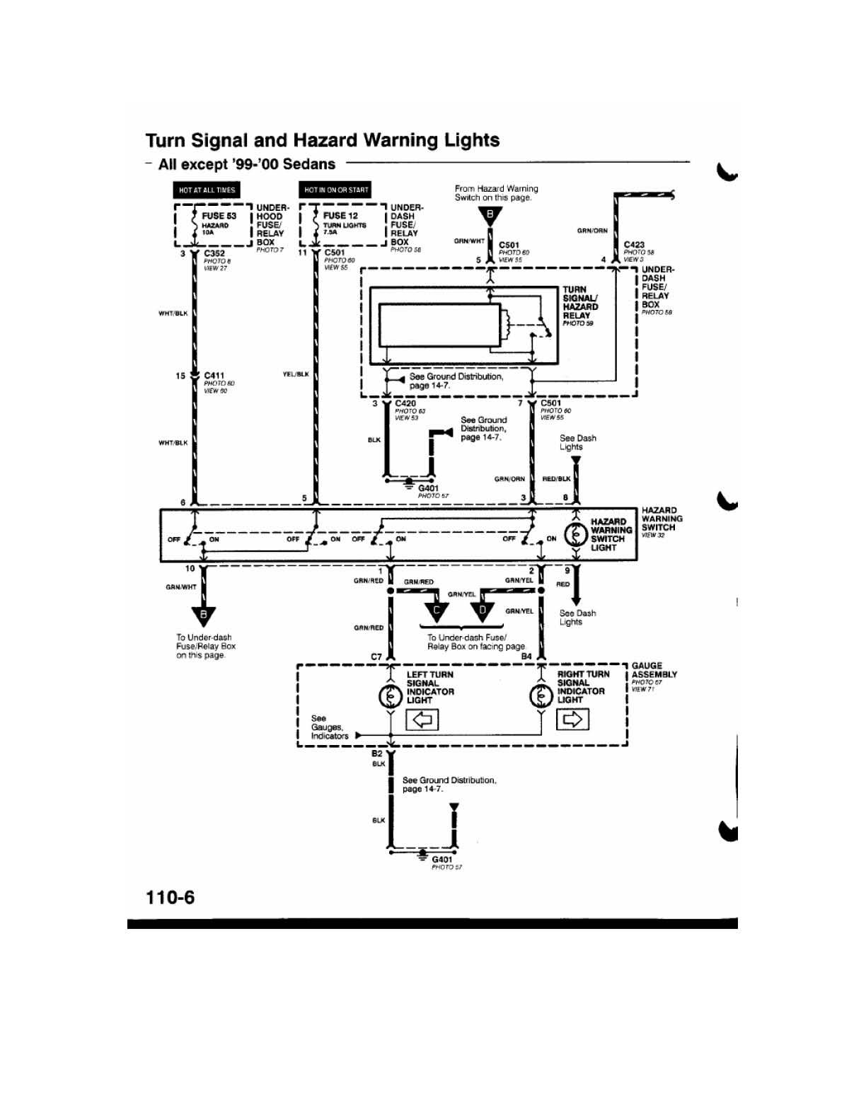 Excellent Turn Signal Wiring Diagram Needed D Series Org Within 99 Civic Wiring Cloud Loplapiotaidewilluminateatxorg