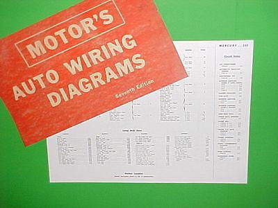 Hw 9291 66 Mercury Monterey Wiring Diagram Wiring Diagram
