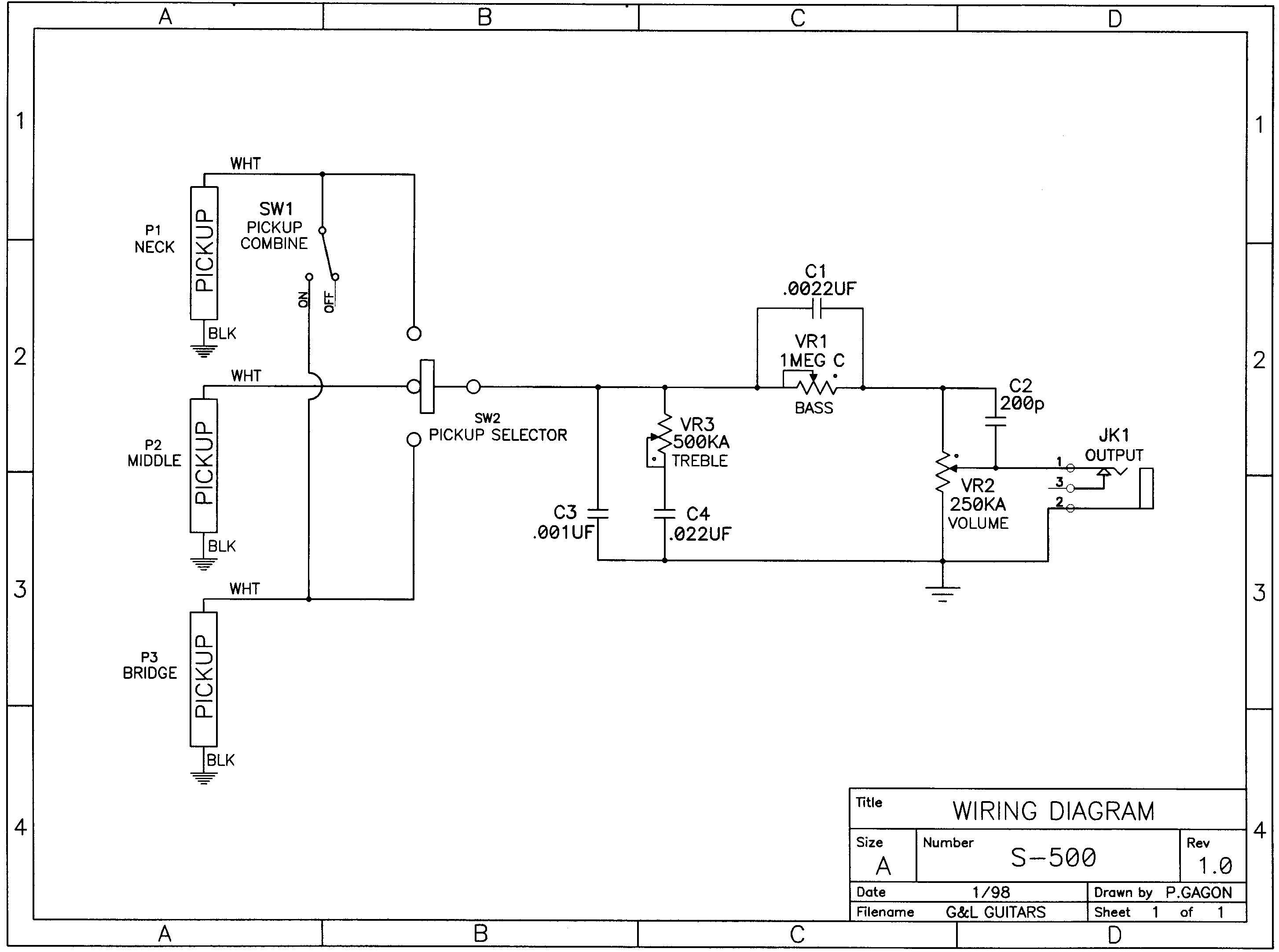 peavey b pickup wiring diagram rh 4974  peavey t 60 wiring diagram  rh 4974  peavey t 60 wiring diagram