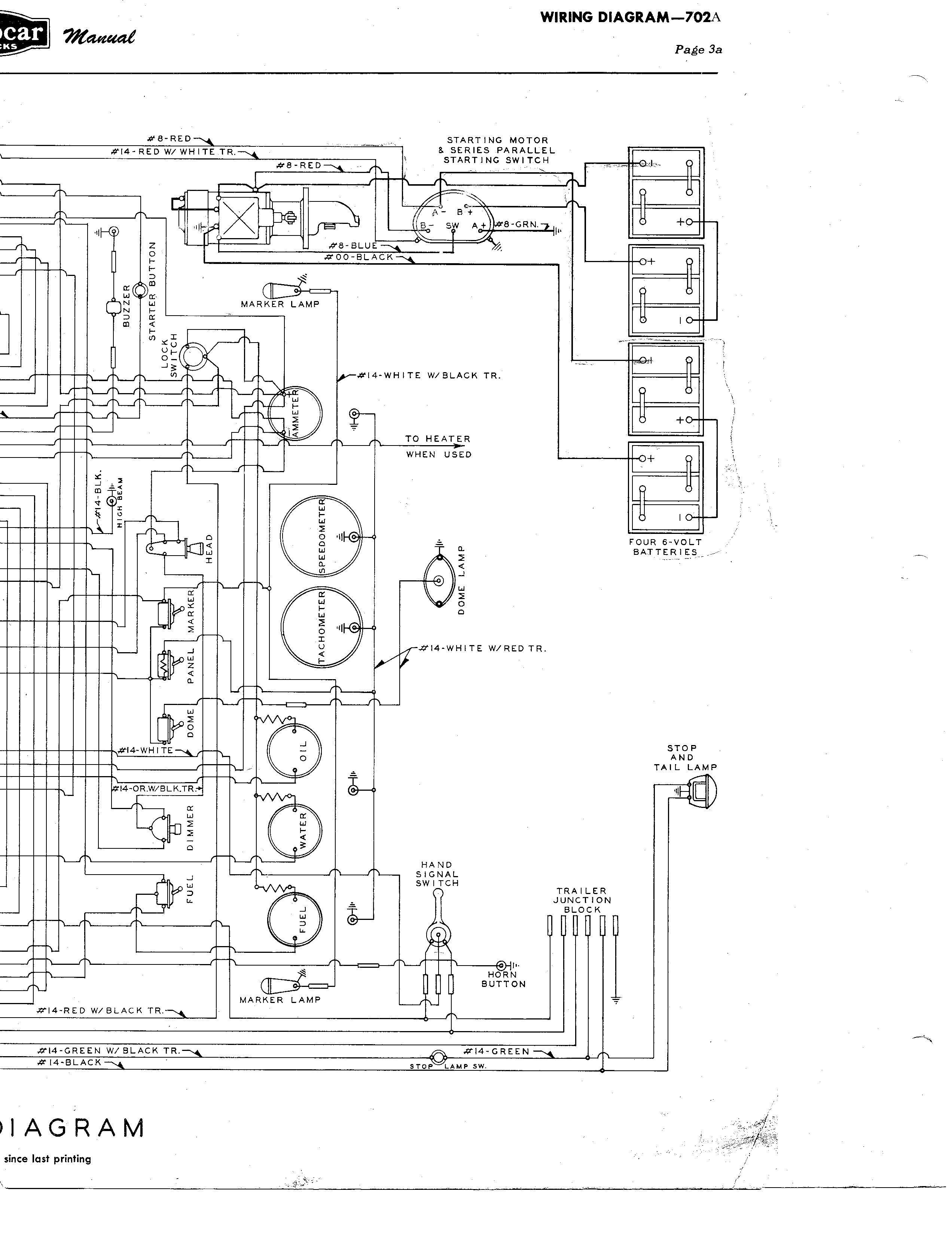 marmon truck wiring diagrams autocar truck wiring diagrams wiring diagram schematic  autocar truck wiring diagrams wiring